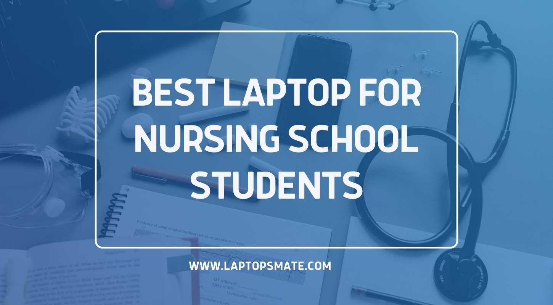 Nursing School Students title