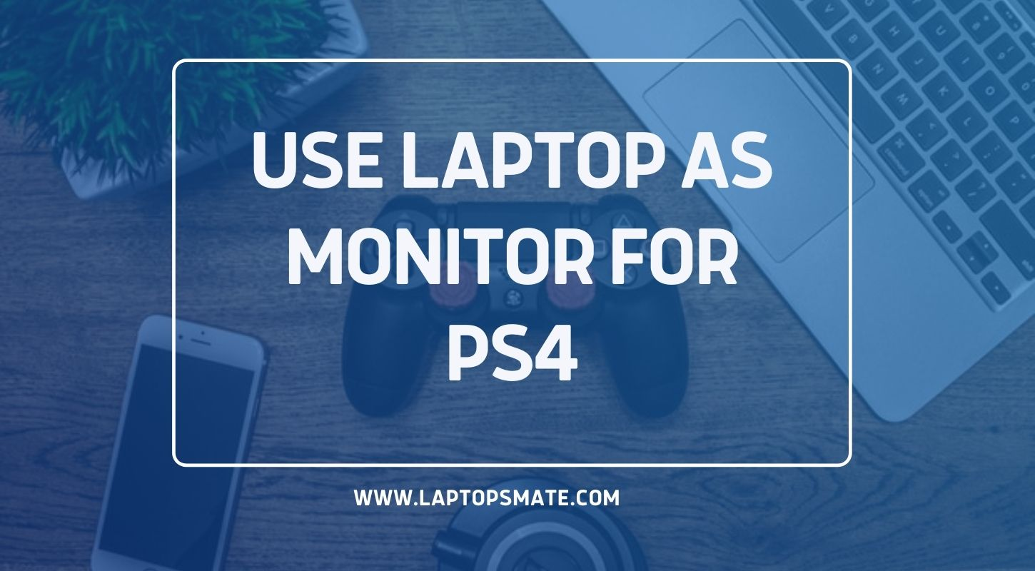 Laptop with gaming controller
