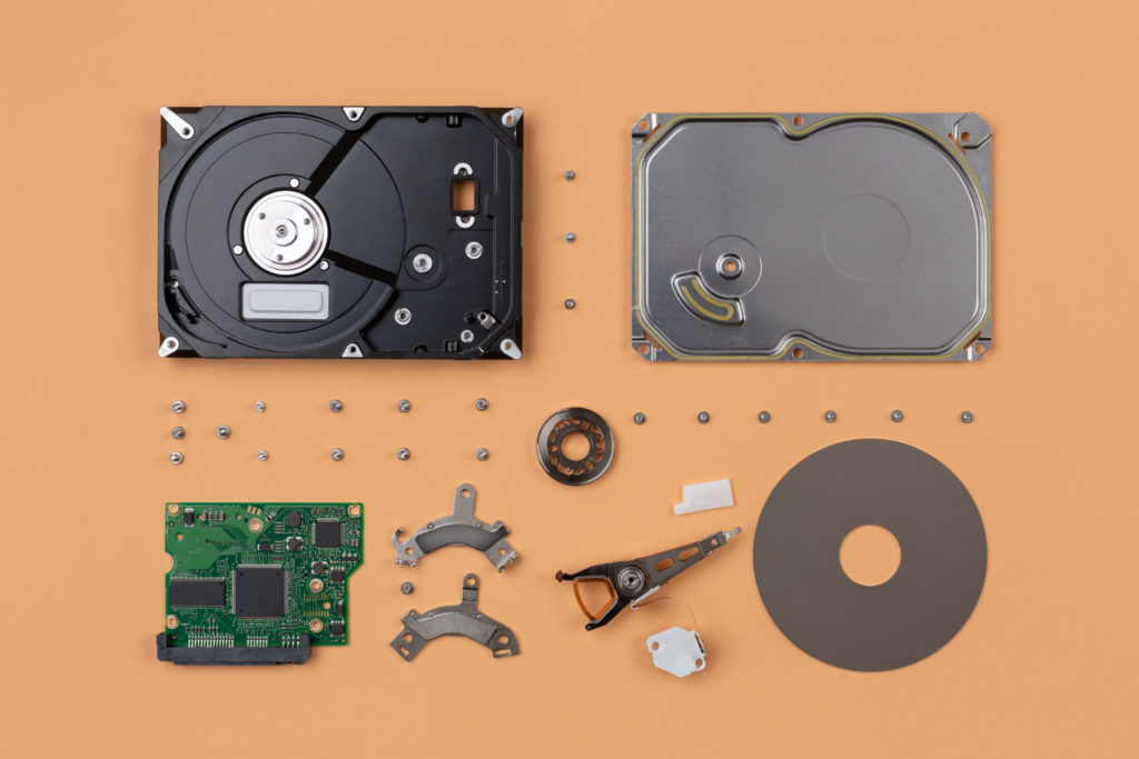 Replace the Hard Drive of Your Laptop